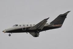 G-FXER (LIAM J McMANUS - Manchester Airport Photostream) Tags: gfxer bizz flairjet siriouk flexjet fxj nextant 400xt beechjet bj40 be40 be4 be4w nextant400xt manchester man egcc