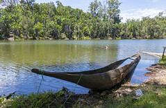Parc Ivoloina / Парк Иволоина (dmilokt) Tags: природа nature пейзаж landscape река river лодка boat лес forest dmilokt nikon d850 beginnerdigitalphotographychallengewinner