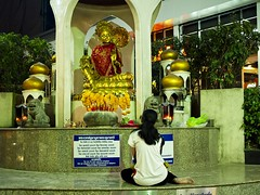 Belief and faith (Thanathip Moolvong) Tags: belief faith religious hindu influence support moral thai hope bangkok ratchaprasong follower
