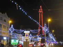 Illuminations (waldopepper) Tags: blackpool lancashire illuminations blackpooltower