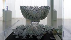 Libbey Glass Company, Punch Bowl