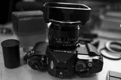 Hello Darkness My Old Friend (salar hassani) Tags: hello darkness old friend canon f1n 1989 50mm fd f14 cokin set filter