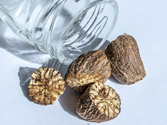Alf Ribeiro 0269-50 (Alf Ribeiro) Tags: brazil brazilian closeup macro nutmeg aroma aromatic background brown culinary delicious dessert diet dieting dry eating flavor food fragrans fresh freshness fruit glass gourmet healthy herb ingredient isolated lifestyle natural nature nut organic path pot raw ripe scent scented season seasoning seed shiny snack spice spicy uncooked vegetarian white whole