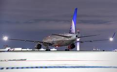 N57857 - 2/2/19 (nstampede002) Tags: united unitedairlines boeing boeing757 b757 757 757300 b757300 katl nightshot commercialaviation charterflight