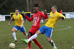 76 (Dale James Photo's) Tags: ampthill town football club buckingham athletic fc spartan south midlands league division one park non