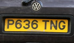 P636 TNG (1) (Nivek.Old.Gold) Tags: 1997 volkswagen golf cl tdi estate 1896cc simpsonsgarage gtyarmouth