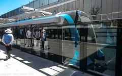 Sydney Metro - Cherrybrook revisted (3) (john cowper) Tags: sydneymetro cherrybrook station metrotrain metropolis alstom transportfornsw infrastructure openday sydney newsouthwales australia