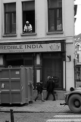 India (Spotmatix) Tags: 50mm 50mmf14 a37 belgium brussels camera effects lens minolta monochrome places primes sony street streetphotography