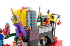 You can purchase this LEGO set at Bricklink.com (Brickbaron) Tags: bricklink art lego legoland legobrick creativity imagination afoldesignerprogram parrot spaceship space train