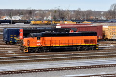 Bessemer Roster (Robby Gragg) Tags: ble sd40t3 910 joliet