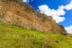 Peru-140618-017 (Kelly Cheng) Tags: chachapoyas kuelap peru southamerica archeology architecture ark building citadel culture day daylight fort heritage landscape nopeople nobody ruins tourism travel traveldestinations