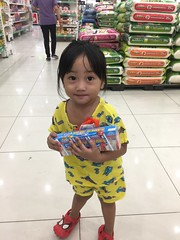 Herou shopping :))) (ghostgirl_Annver) Tags: asia asian boy child kid brother son family portrait shopping cute