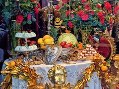 Window delights! (Alexandra Rudge. Happy New Year to all!!!) Tags: alexandrarudge alexandrarudgephotography alexandrarudgeimages naturalezamuerta artisticphotography bodegon vitrina food stilllife