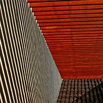 Abstract Roof by John Russell