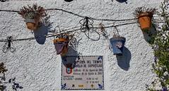 La cápsula del tiempo de Soportujar (Jose Luis RDS) Tags: alpujarras granada