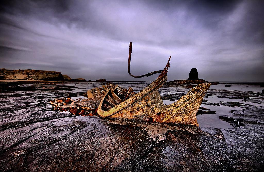 The Fallen Admiral