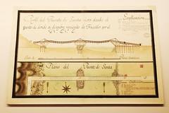 Puente Colgante de Santa (Perú) (1811) (just.Luc) Tags: spain spanje espagne españa spanien andalusië andalucía andalusien andalousie andalusia sevilla seville séville siviglia paper papier papel drawing tekening dessin plan