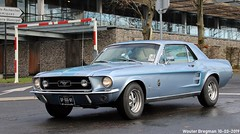 Ford Mustang 1967 (XBXG) Tags: bp906ny ford mustang 1967 fordmustang v8 32ème salon champenois du véhicule de collection belles champenoises belleschampenoises 2019 époque esplanade roland garros reims marne 51 grand est grandest champagne ardennes france frankrijk vintage old classic american car auto automobile voiture ancienne américaine us usa vehicle outdoor