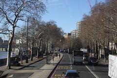 Victoria Embankment (lazy south's travels) Tags: london england english britain british uk road street scene urban river bank thames capital city