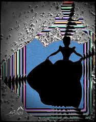 Dance-ticket,  lady-307820_960_720 (SØS: Thank you for all faves + visits) Tags: blackcolor dance digitalart digitalartwork art kunstnerisk manipulation solveigøsterøschrøder artistic girl silhout 100views