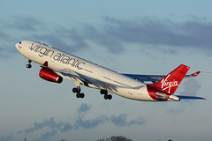 G-VGEM Airbus A330-343 EGCC 27-12-15 (MarkP51) Tags: gvgem airbus a330343 a330 virginatlantic vs vir manchester ringway airport man egcc england airliner aircraft airplane plane image markp51 nikon d7100 sunshine sunny planeporn