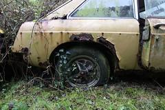 IMG_3640 (mookie427) Tags: urbex urban explore exploration exploring explorers explorer ue derelict dereliction abandoned abandonment decay decayed car graveyard scrapyard uk rust rusty