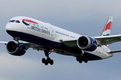 G-ZBKI | Boeing 787-9 Dreamliner | British Airways (cv880m) Tags: london heathrow lhr aviation airliner airline aircraft jetliner airplane airport gb uk gzbki boeing 787 789 7879 dreamliner baw british britishairways