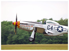 """North American P-51D Mustang """"Nooky Booky IV"""" (F-AZSB) (Aerofossile2012) Tags: northamerican p51d mustang """"nooky booky iv"""" fazsb avion aircraft aviation meeting airshow 2017 laferté warbird ww2 wwii us air force pilot pilote"""