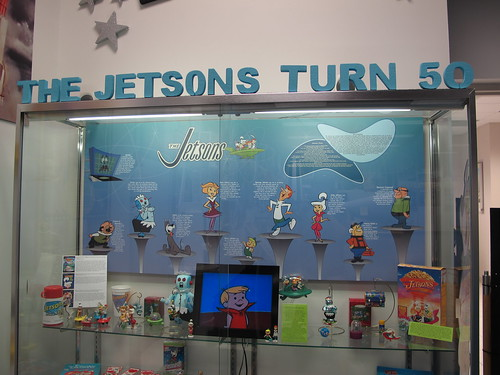 The Jetsons 50th Anniversary Exhibit