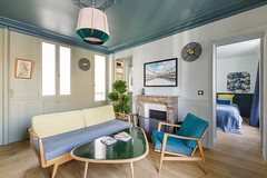 perspective (timisacephoto) Tags: home interiordesign interiorandhome livingroom realliving bedroom perspective architecture homes paris parisapartments vincennes airbnb airbnbplus