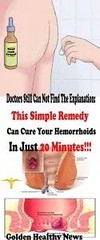 DOCTORS STILL CAN NOT FIND THE EXPLANATION: THIS SIMPLE REMEDY CAN CURE YOUR HEM… (Read News) Tags: doctors still can not find the explanation this simple remedy cure your hem…