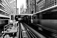 Suburban speed (alfapegaso) Tags: chicago illinois