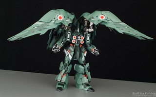 Steel Legend Metal Build Kshatriya 8 by Judson Weinsheimer