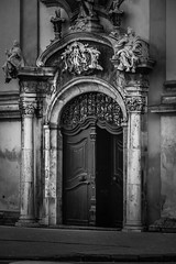 Budapest in black and white (PhotoFreakx) Tags: fineart religion cathedral church architecture street streetphotography city blackandwhite bw hungary budapest