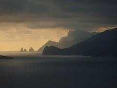 Distant Capri (chdphd) Tags: amalficoast capri faraglioni campania italy