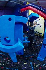 4744 Curve Piece (mliu92) Tags: belmont pumpitup birthday inflatable party nikkor 1635