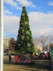 Remember Christmas? (jamica1) Tags: christmas tree stuart park kelowna okanagan bc british columbia canada