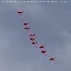 7088 Diamond (photozone72) Tags: duxford iwmduxford aircraft airshows airshow aviation canon canon7dmk2 canon100400f4556lii 7dmk2 raf rafat redarrows reds hawk