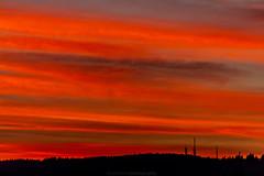 Heidelberg Königstuhl Sunset - February 2019 II (boettcher.photography) Tags: februar february 2019 sashahasha boettcherphotography boettcherphotos germany deutschland badenwürttemberg heidelberg königstuhl dilsberg neckargemünd rheinneckarkreis naturfotografie nature naturschauspiel natur