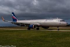 Aeroflot VP-BAF (U. Heinze) Tags: aircraft airlines airways airplane planespotting plane haj hannoverlangenhagenairporthaj eddv nikon d610
