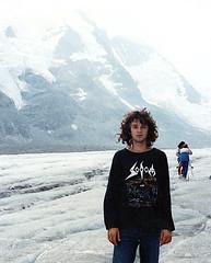 Scan77_Pasterze (SmoKingTiger1551) Tags: austria grosglockner pasterze glacier ice mountains alps sodom hitchhiking hochtauern analog