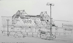 The end of Toys R Us, Clifton Moor, York