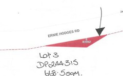 Lot 3 Ernie Hodges Road, Daroobalgie NSW