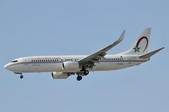 CN-RGJ (LIAM J McMANUS - Manchester Airport Photostream) Tags: cnrgj royalairmaroc ram at marocair boeing b737 b738 738 b73h 73h boeing737 boeing737800 egcc manchester man