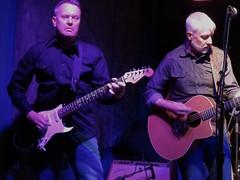 Greg Lisher and Victor Krummenacher (michaelz1) Tags: livemusic ivyroom albany victorkrummenacher greglisher
