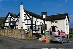 Mordiford, Moon Inn (Dayoff171) Tags: herefordshire boozers unitedkingdom publichouses pubs england europe greatbritain gbg gbg2019 hr14lw