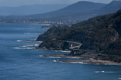 south coast NSW (Greg Rohan) Tags: seacliffbridge green hills mountain australia nsw southcoast royalnationalpark nationalpark bridge sea ocean water coast landscape d750 nikon 2018 nikkor sky tree trees blue bay