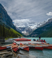 Lake Louise, Banff (RPA-Home) Tags: banff mountains canada travel lakelouise