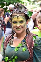 Forest Fairy (Axel Khan) Tags: waldfee hübsch frau schön attraktive kostüm fee fantasie fasching karneval elf forestfairy pretty woman beautiful attractive costume fairy fantasy carnival
