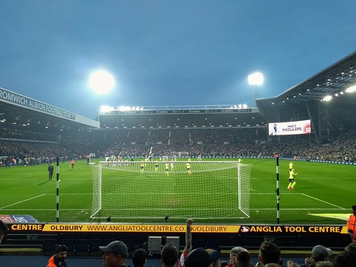 West Bromwich Albion v Sheffield United